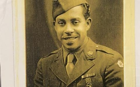 Racism kept a Black WWII vet from a top honor, he says. At 99, he got his Purple Heart.