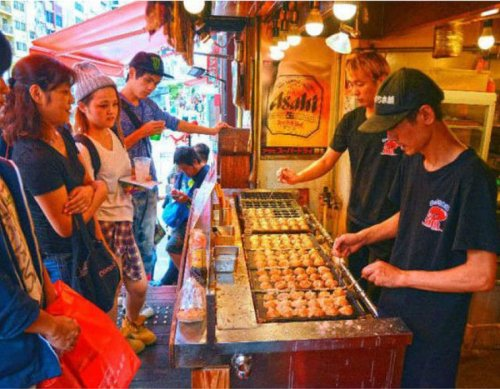 12 Japanese street foods you must try