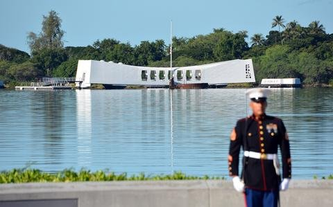 Families unhappy with plans for unidentified 85 USS Arizona crew members