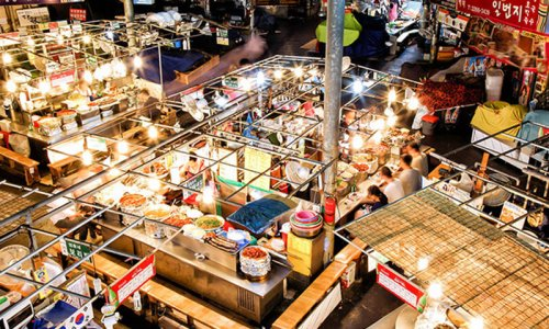 In Korea, foodies should get a taste of traditional markets