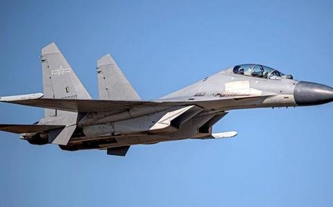 Taiwan says it's preparing to defend itself after 149 Chinese warplanes entered its airspace