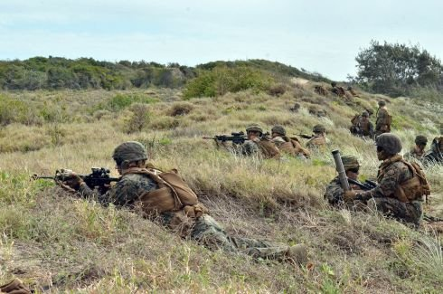 Bases used by US Marines in Australia are getting $582 million in upgrades