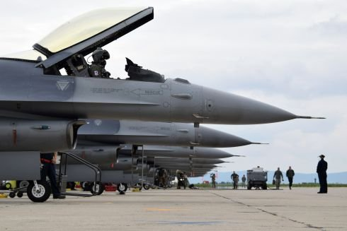 US Air Force gets $152 million in upgrades underway at base in Romania