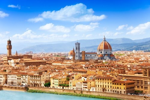 A visit to fabulous Florence