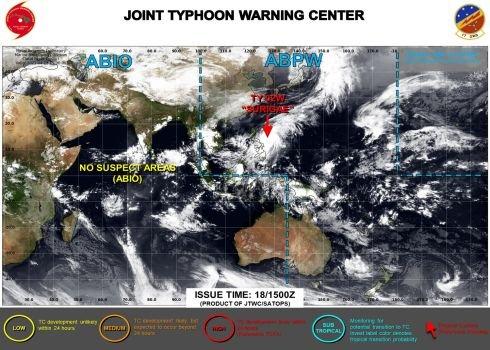 Typhoon 02W (Surigae), # 14