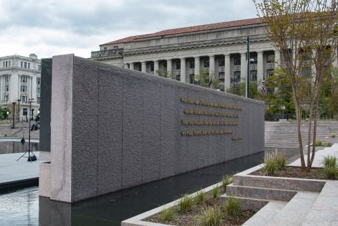 Another national memorial comes to DC, this time to pay tribute to those who served in World War I