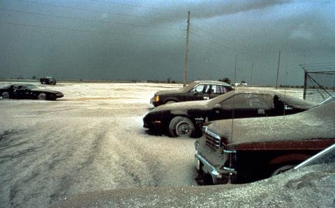 Pinatubo's 1991 eruption served as shattering finale to US basing in Philippines