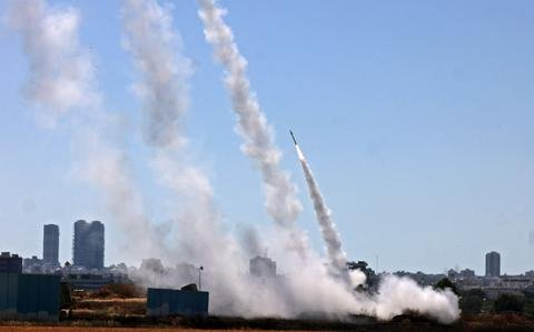 Democrats remove Iron Dome funds for Israel from stopgap spending bill