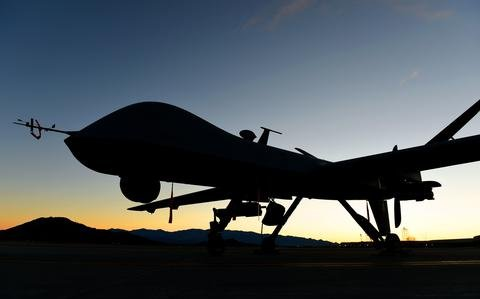 Air Force flies 2 MQ-9 Reaper drones from mainland to Hawaii as part of new maritime emphasis