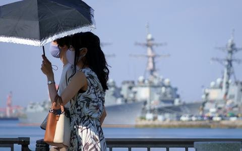 US military bases near Tokyo ease coronavirus restrictions as case numbers continue to fall