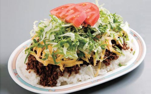 Reasons Okinawans, foreigners fall in love with taco rice