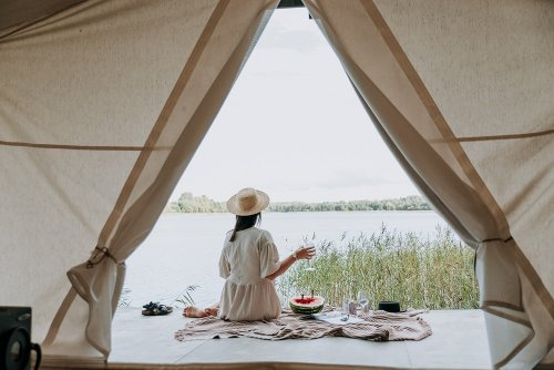 For memorable sleeps, give glamping a go