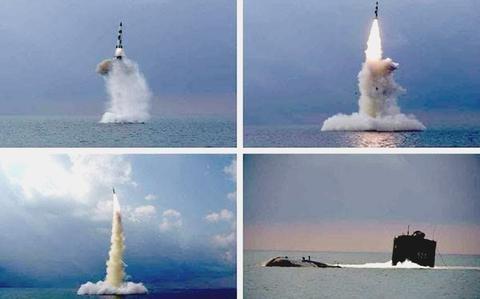 North Korea's submarine missile effort is at 'beginner level,' South Korean defense chief says