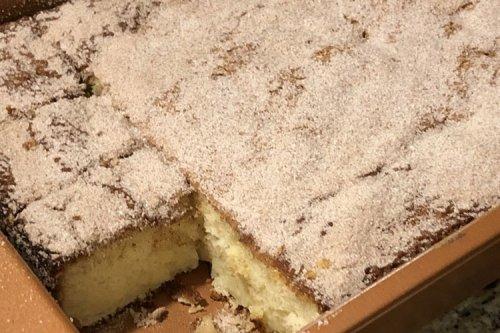 Taste of Germany: Käsekuchen an easy to bake cake!