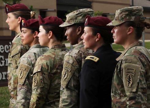 Female congresswomen co-sponsor bill to address military uniform cost inequality