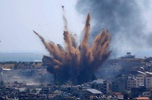 Middle East Turmoil - cover