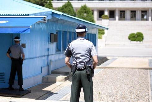 Tours to truce village on border with North Korea to resume