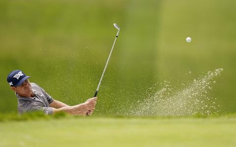Air Force Academy alumnus thriving at US Open after military service