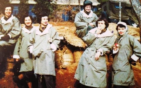 "Korean War nurse who helped inspire ""M*A*S*H"" dies at 96"