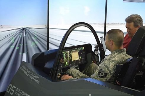 Wis. National Guard awards contract for first F-35 flight simulator facility at Truax Field