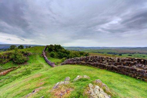 Hadrian's Wall: where history and hiking meet