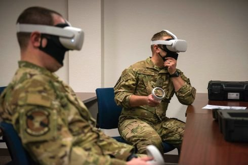 Military virtual reality training expands to include Air Force drone pilots