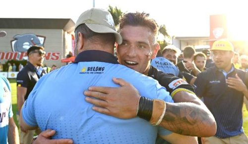 Former Kiwis hooker Danny Levi wins Queensland Cup before Super League move
