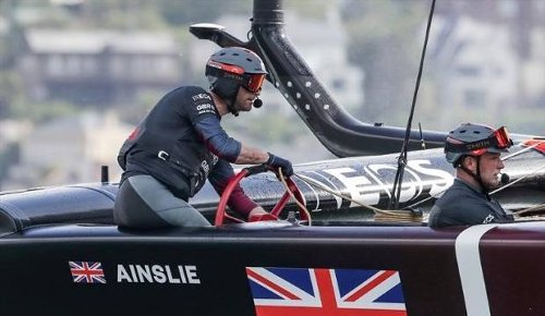 Sir Ben Ainslie facing his 'most competitive' assignment