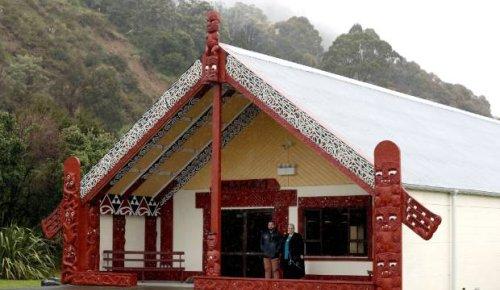 Language Matters: The fusing of Māori and English
