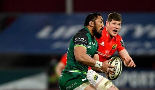 Rugby: Auckland-born Bundee Aki to debut for British and Irish Lions