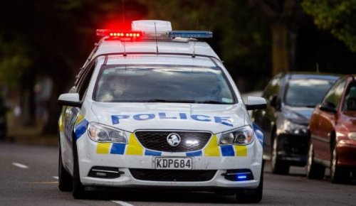 Driver critically injured in early-morning crash in South Auckland