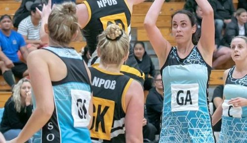 'Good old battle' expected in top of the table Taranaki netball clash