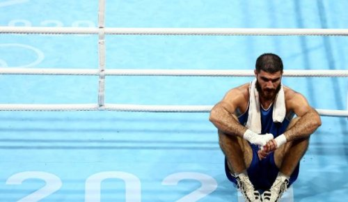 Tokyo Olympics: French super heavyweight explodes with rage after being disqualified