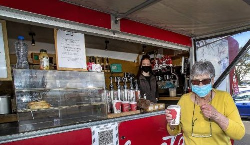 Palmerston North coffee-lovers determined to support their local