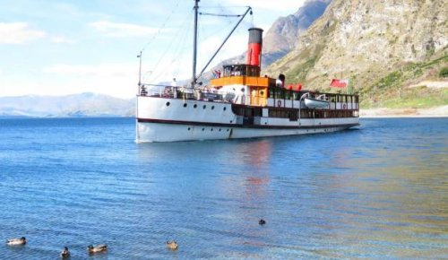 Queenstown's TSS Earnslaw needs new coal to burn as Southland mine closes