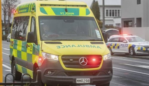 Person hospitalised after alleged assault in Christchurch