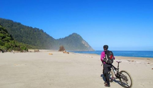 Time to get on your bike on the Heaphy Track