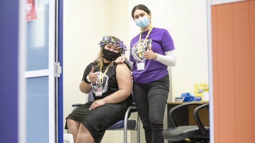 Nearly three quarters of eligible people in Wellington city area fully vaccinated after Super Saturday
