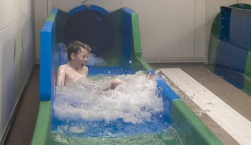 60,000 user boost expected for Splash Palace as hydroslide development opens