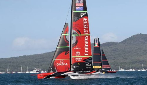 America's Cup: Team NZ ace predicts bright future as hosting intrigue builds