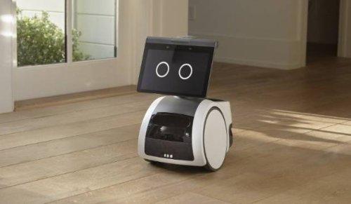 Amazon introduces new Wall-E-like robot Astro