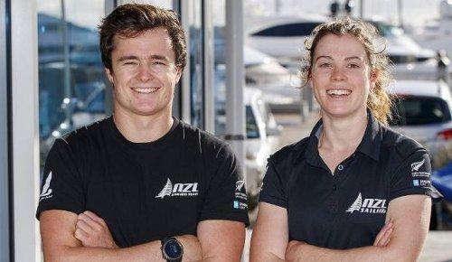 Kiwi sailor Erica Dawson's Olympics dream in doubt after breaking leg
