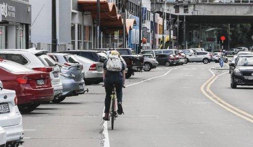 Wellington City Council failing on cyclist safety, audit finds