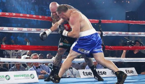 'I was really scared': Paul Gallen's stunning post-fight admission after stopping Lucas Browne