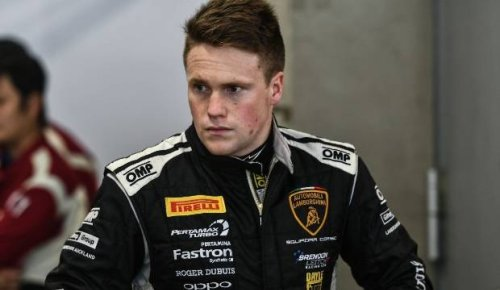 Southland driver Brendon Leitch braces for shot at British GT Championship