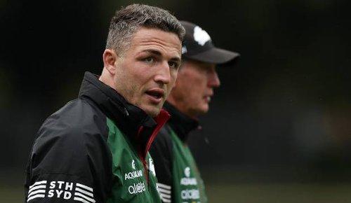 Ex-NRL star Sam Burgess plans to go rural to start coaching apprenticeship