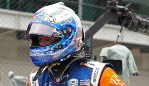 Scott Dixon's IndyCar title hopes over