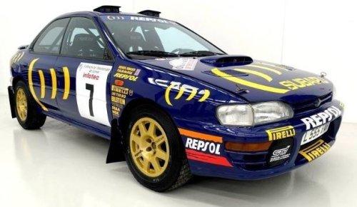 'Barn find' Subaru set to fetch $1 million at auction
