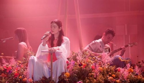 Claims Lorde 'ripped off' Lana del Rey are greatly exaggerated