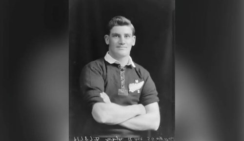 Andrew 'Son' White; the 100-year All Black tale that should not be forgotten
